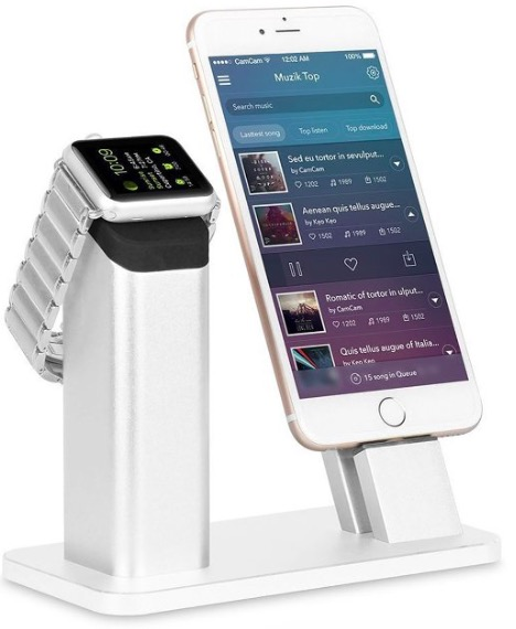 best iPhone 7 and iPhone 7 Plus Docks Ziku dock for apple watch and iPhone