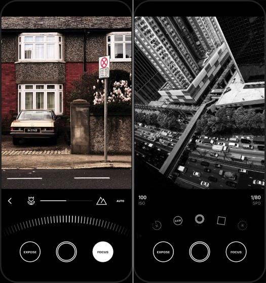 أفضل 10تطبيقات الكاميرا للايفون