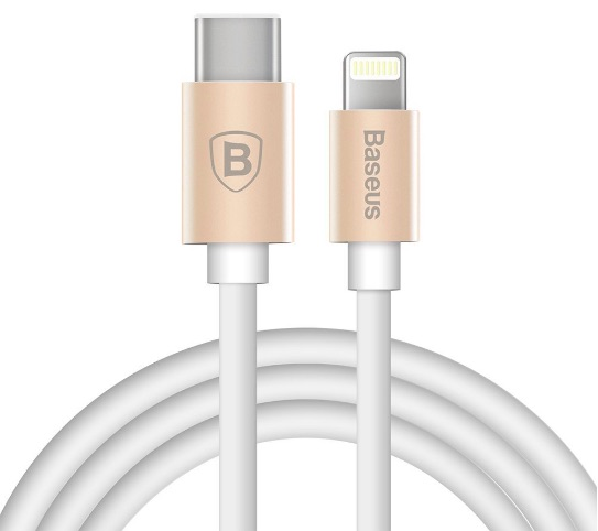 USB C Accessories for Apple MacBook Pro type c to lightning cable