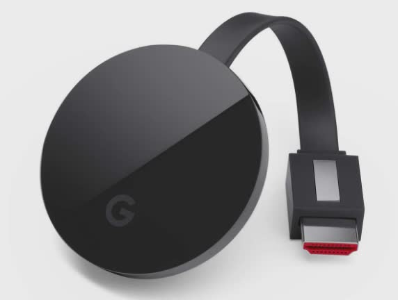 Google Pixel Event Round Up chromecast-ultra