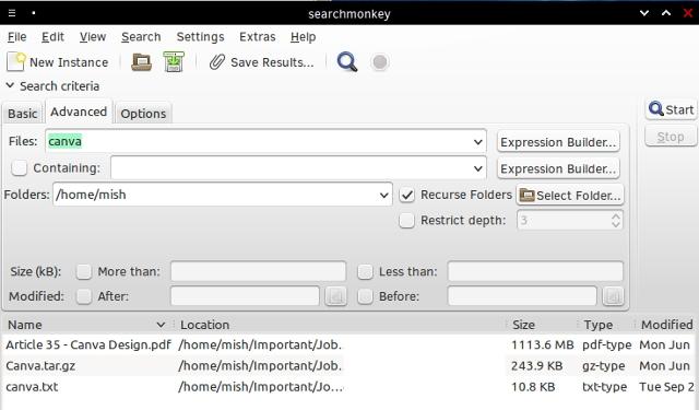 linux-find-files-searchmonkey