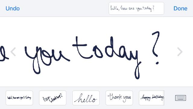 longer-handwritten-message