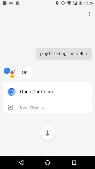 google assistant tricks play things on netflix