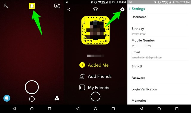 How to Identify and Recover Hacked Snapchat Account | Beebom