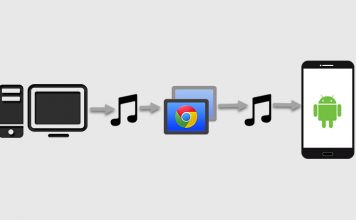 How to stream audio from PC to Android