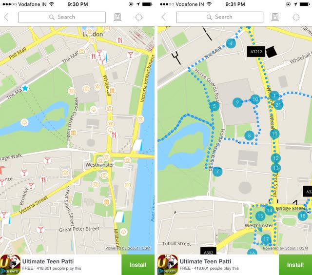 Best GPS and Navigation Apps for iPhone triposo
