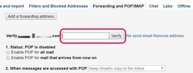 verify-gmail-forwarding-address