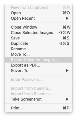 file-export-selected-images