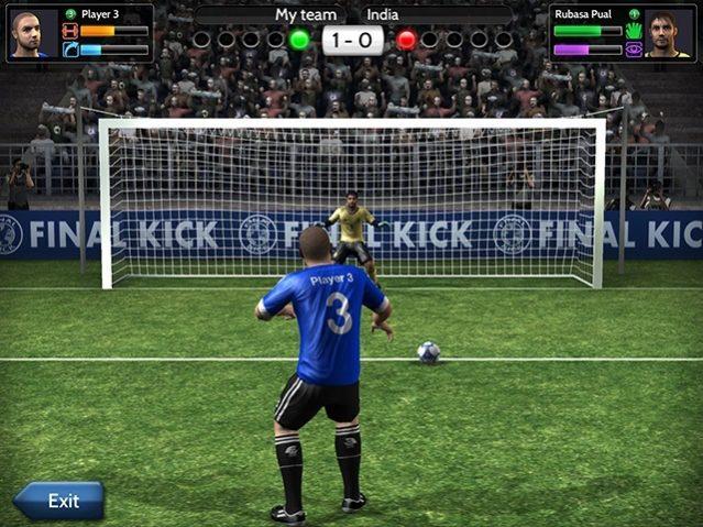 final-kick