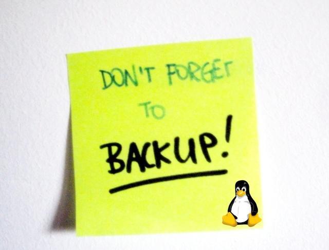 linux-backup-software