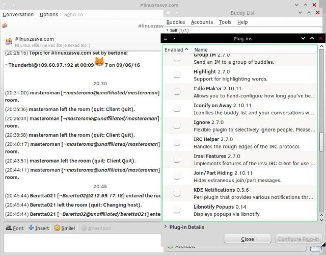 linux-irc-clients-pidgin