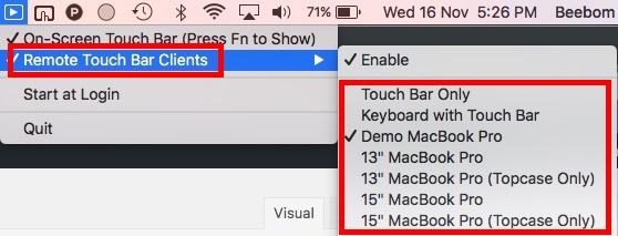 touchbar-server-menu-bar-options