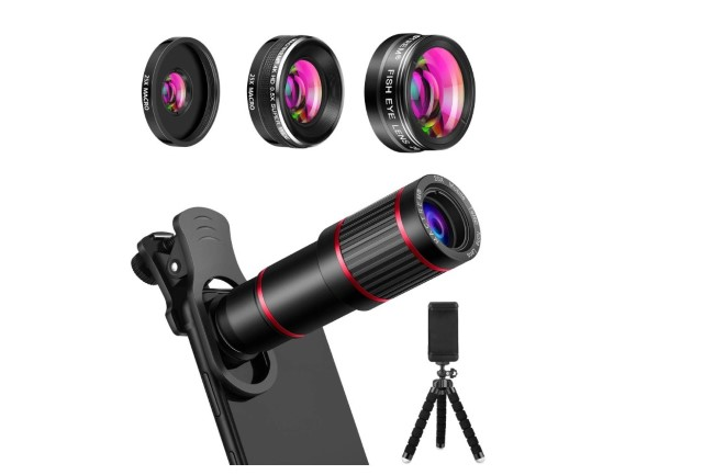 Essential Smartphone Accessories - Phone Camera Lens Kit