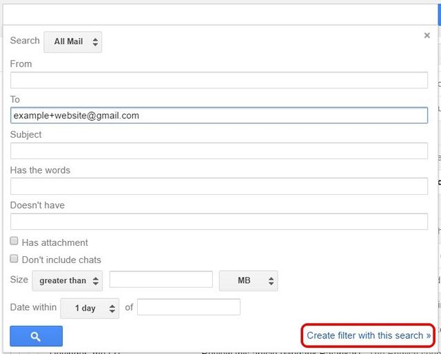 gmail-alias-filters
