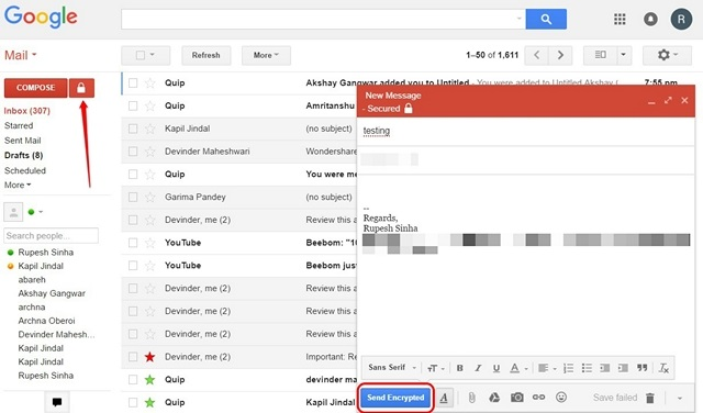 gmail-send-encrypted-emails
