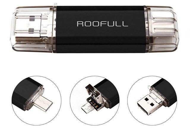 roofull-3-in-1-usb-otg-drive