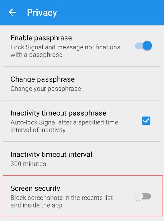 signal_privacy_features