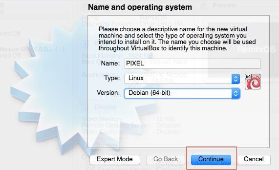 virtualbox_raspberrypi_pixel_2