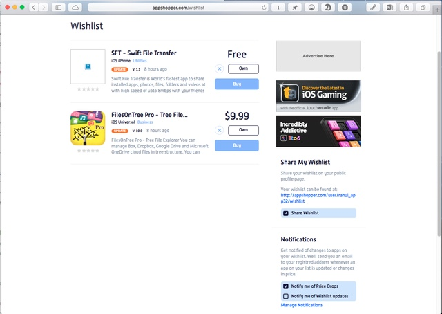 appshopper-wishlist-deals-website