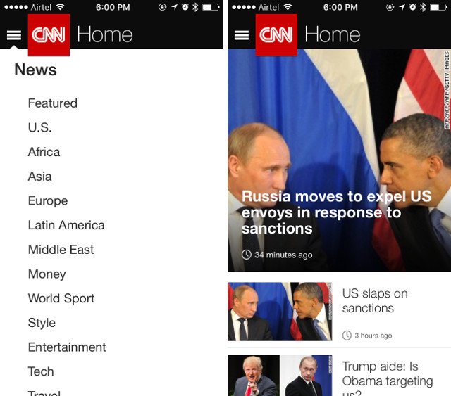Cnn Breaking News Weather: Top 7 Breaking News App Alternatives For Android And IOS