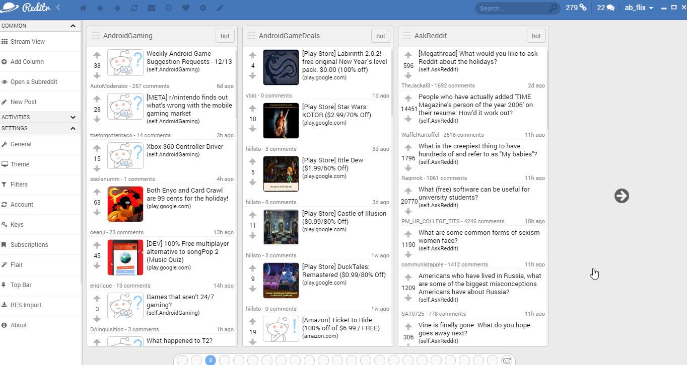 reditr-client-app-column-view