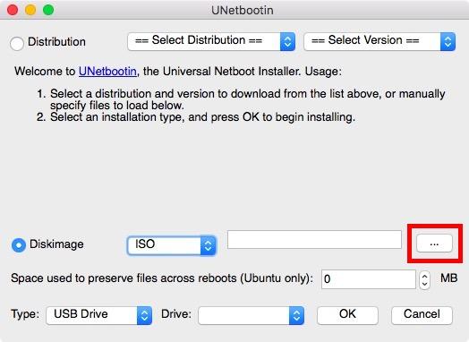 select-ubuntu-iso
