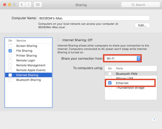 turn-on-wifi-and-ethernet-for-internet-sharing-mac