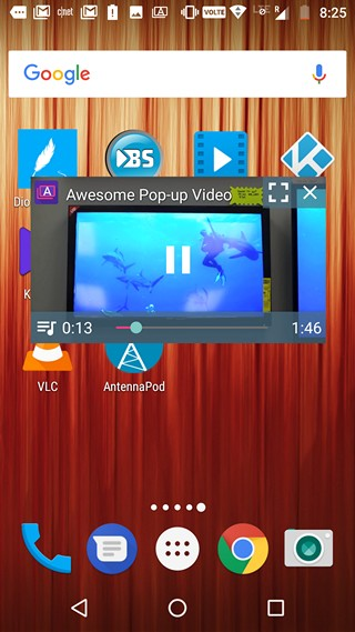 Awesome Popup Video App