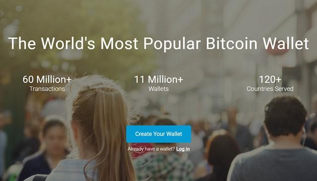 Blockchain.info Bitcoin Wallet