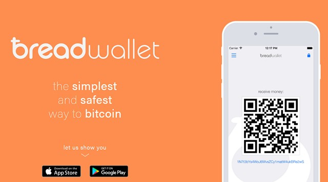 Breadwallet Bitcoin Wallet