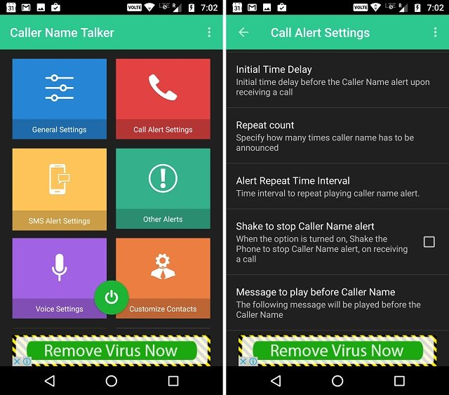 caller name talker free download for iphone