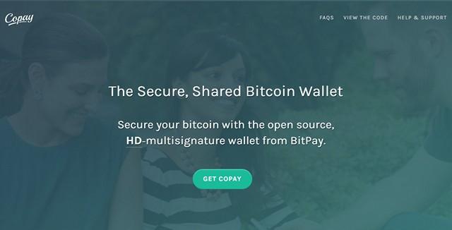 Copay Bitcoin Wallet