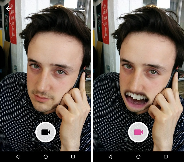 lip-swap-android-experiment