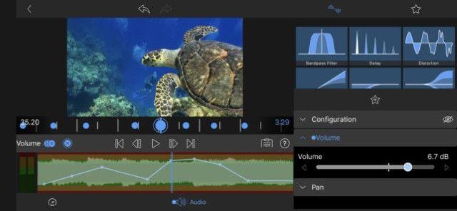 Aplikasi Edit Video iPhone Terbaik 2020- LumaFuison 1