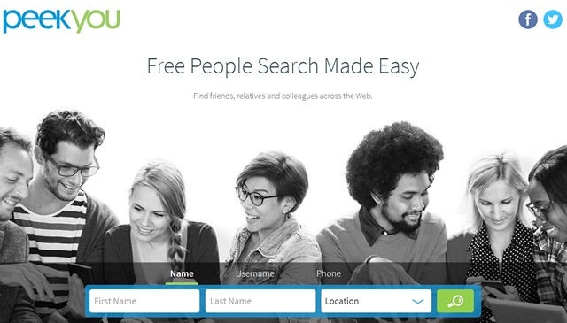 peekyou-people-search-engine