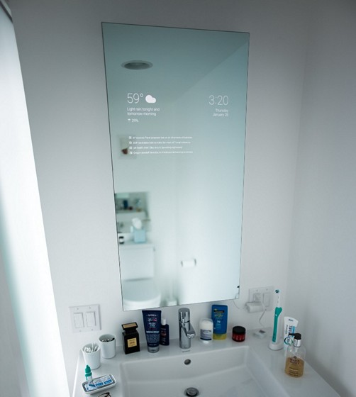 smart-mirror-android-experiments
