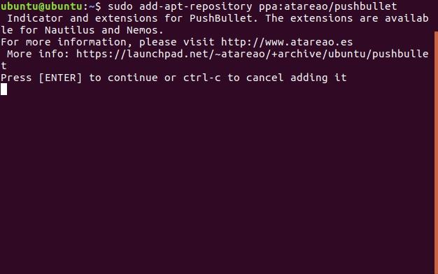 add-repository
