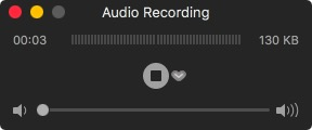 alfred record audio two