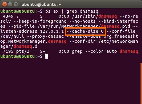 Dnsmasq not working mac
