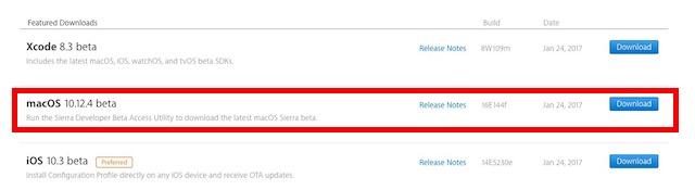 download macos developer beta