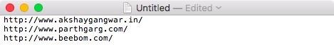 file con URL