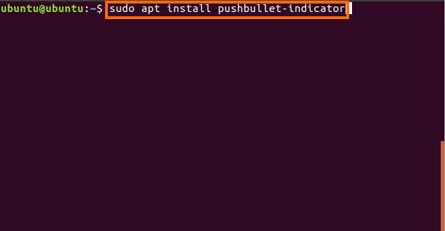 install-pushbullet-on-linux