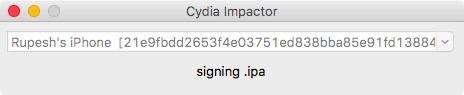 signing ipa