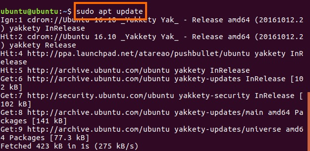 update-repositories