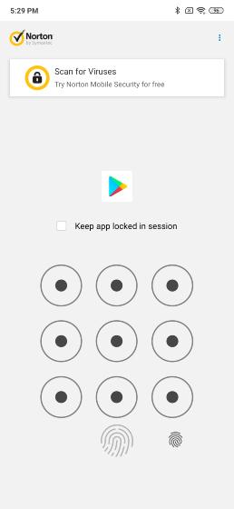 Download Mi App Lock Password Forgot Pictures