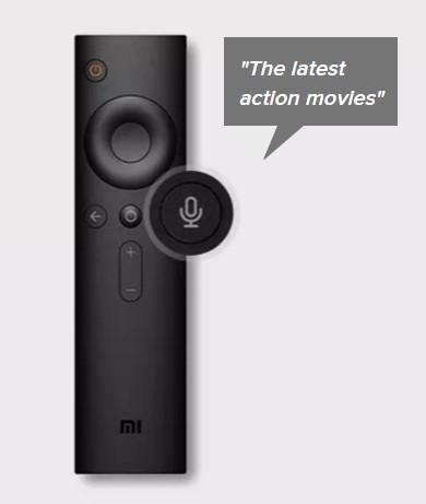 Android TV Mi Box Remote
