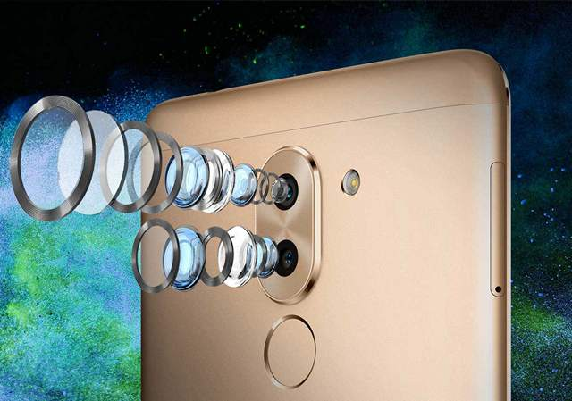 Honor 6X Dual Camera Phone