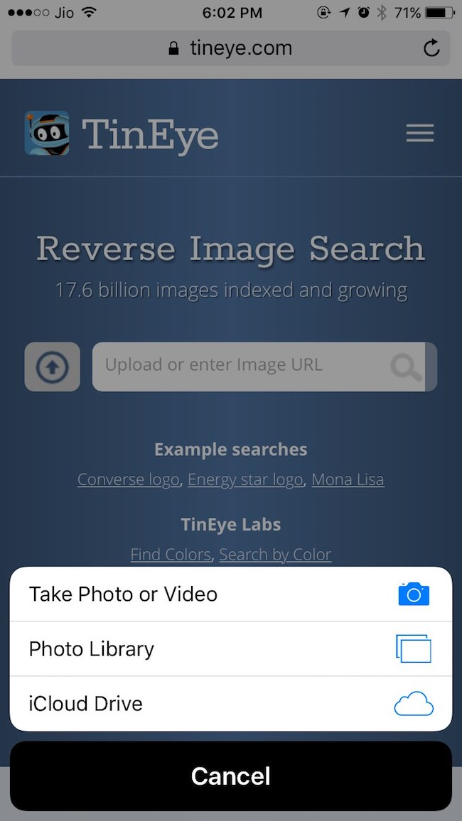 How to Reverse Image Search on Android and iPhone | Beebom