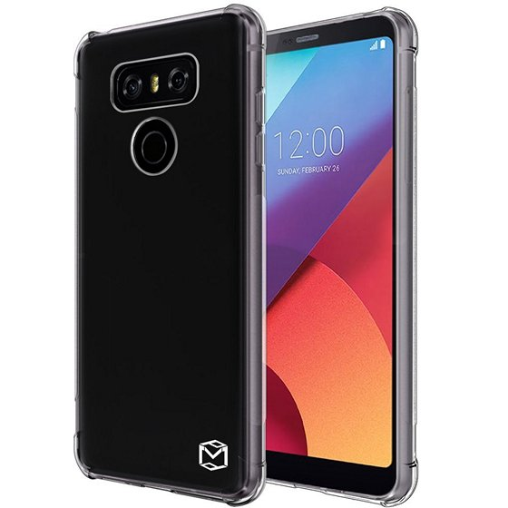 MP-Mall Clear LG G6 Case