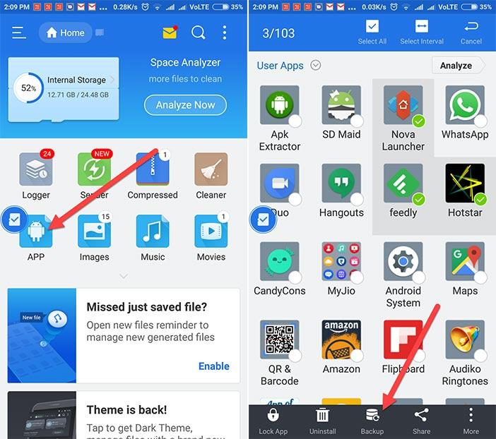 es datei explorer app download